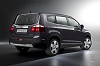Chevrolet Orlando MPV ready for Paris. Image by Chevrolet.