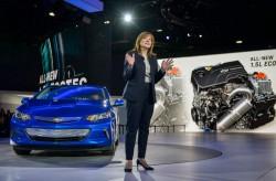 2015 Chevrolet Volt. Image by Chevrolet.