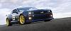 Chevrolet Camaro GS Racecar Concept.