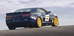 2008 Chevrolet Camaro GS Racecar concept. Image by Chevrolet.