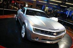 2006 Chevrolet Camaro concept. Image by Shane O' Donoghue.