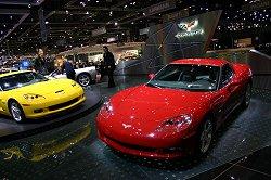 2005 Chevrolet Corvette. Image by Shane O' Donoghue.