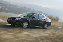 2005 Chevrolet Impala. Image by Chevrolet.