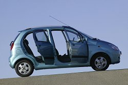 2005 Chevrolet Matiz. Image by Chevrolet.