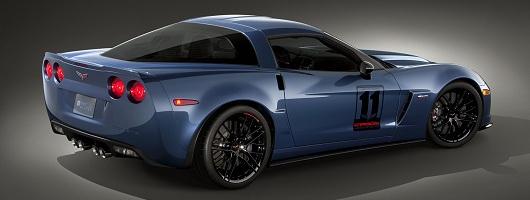 Corvette releases Z06 Carbon Limited Edition. Image by Corvette.