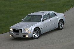 2004 Chrysler 300. Image by DaimlerChrysler.