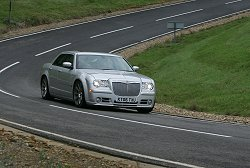 2006 Chrysler 300C SRT8. Image by Chrysler.