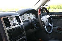 2006 Chrysler 300C Tourer. Image by Shane O' Donoghue.