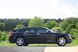 Chrysler 300C Tourer makes sense. Image by Shane O' Donoghue.