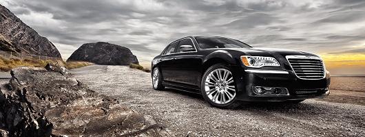 Facelift for Chrysler 300C. Image by Chrysler.