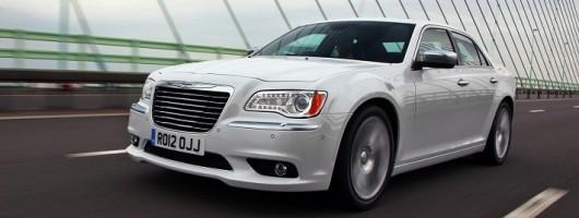 Week at the wheel: Chrysler 300C. Image by Chrysler.