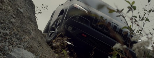 Chrysler and Jeep ads air during Super Bowl. Image by Chrysler Jeep.
