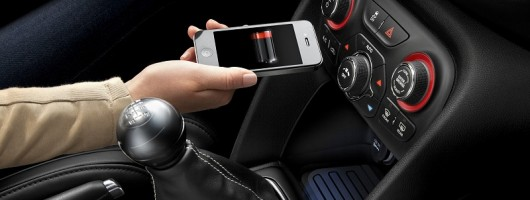 Chrysler Group goes wireless. Image by Chrysler.