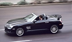 2004 Chrysler Crossfire. Image by DaimlerChrysler.