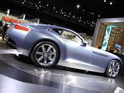 2005 Chrysler Firepower concept. Image by John LeBlanc.
