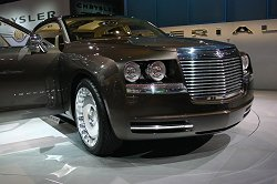 2006 Chrysler Imperial concept. Image by Shane O' Donoghue.