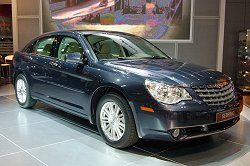 2006 Chrysler Sebring. Image by Phil Ahern.