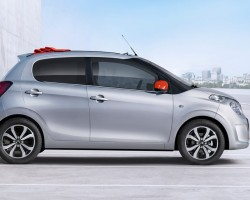 Citroen UK announces prices for new C1. Image by Citroen.