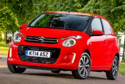 2014 Citroen C1. Image by Citroen.