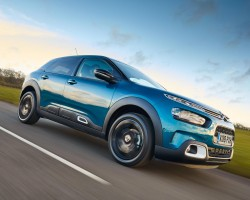 Revised C4 Cactus. Image by Citroen.