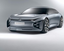 Paris Motor Show. Image by Citroen.