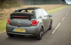 2014 Citroen DS3 Cabrio Racing. Image by Citroen.