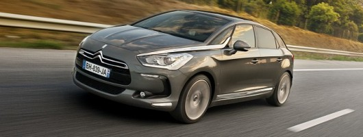 First Drive: Citroen DS5. Image by Citroen.