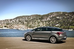2012 Citroen DS5. Image by Citroen.
