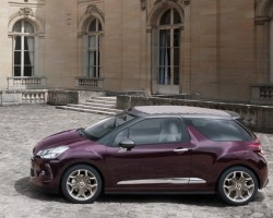 Incoming: revised Citroen DS 3. Image by Citroen.