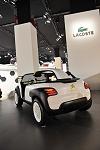 2010 Citroen Lacoste concept.