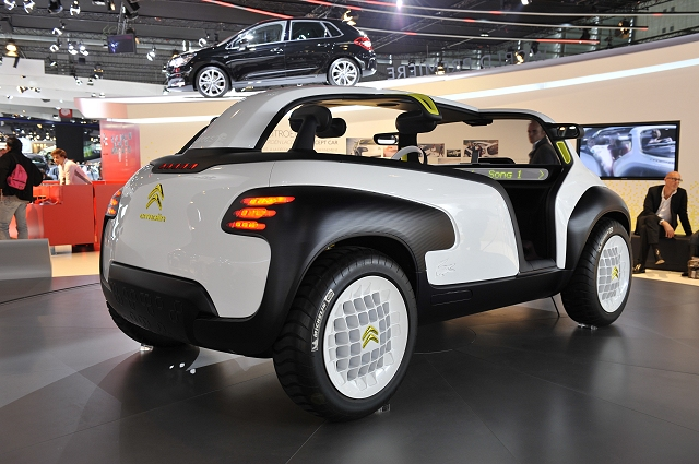 The Car Enthusiast Image Gallery 2010 Citroen Lacoste Concept