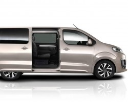 2016 Citroen SpaceTourer. Image by Citroen.
