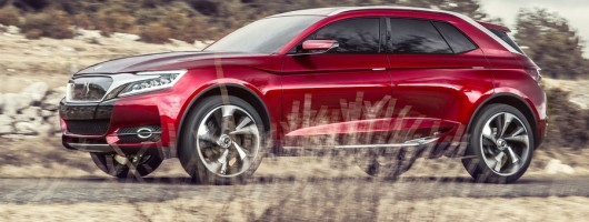 Wild Rubis concept revealed in full. Image by Citroen.