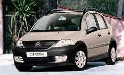 2004 Citroen C3 XTR. Image by Citroen.