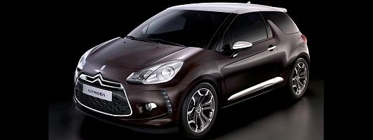 DS is the new Citroen. Image by Citroen.