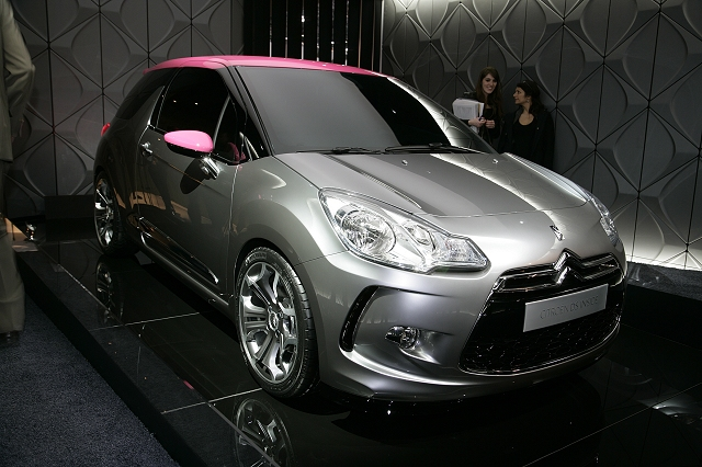 The Car Enthusiast Image Gallery 2009 Citroen Ds Inside Concept