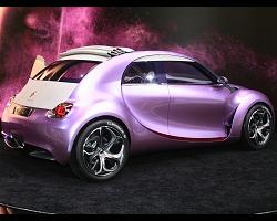 2009 Citroen REVOLTe concept. Image by headlineauto.