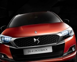 2015 DS 4 Crossback. Image by DS.