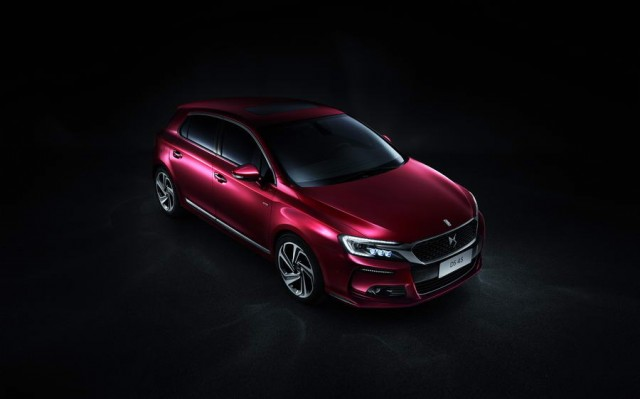 DS premium compact for China. Image by DS.