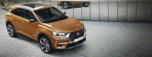 DS7 Crossback set for Geneva debut. Image by DS.