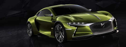 Electric coupe will star on DS Geneva stand. Image by DS.