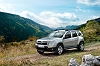 Dacia reveals production-ready Duster 4x4. Image by Dacia.