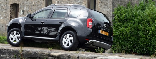 Dacia Duster Off Road Test Dailymotion Video | Autos Weblog