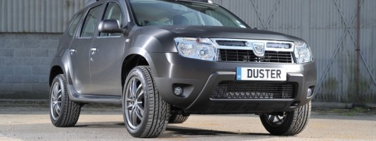 Get a Dacia Duster for £99 per month. Image by Dacia.