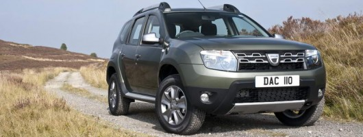 Dacia Duster improved. Image by Dacia.
