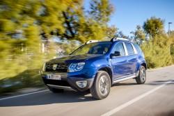 2017 Dacia Duster. Image by Andy Morgan.