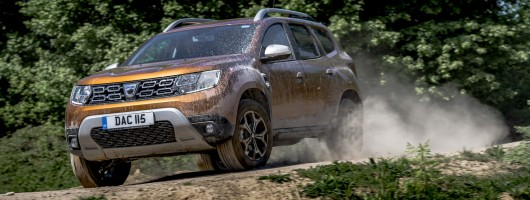 First drive: 2018 Dacia Duster. Image by Dacia.