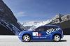 Dacia dusts off a mega ice racer. Image by Dacia.