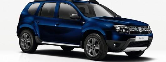 Dacia launches 10th anniversary specials. Image by Dacia.