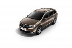 2017 Dacia Logan MCV. Image by Dacia.